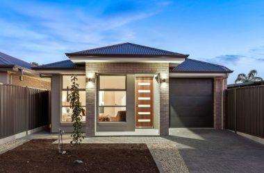 home design for a narrow block