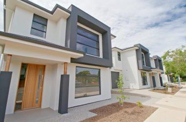 Modren living house
