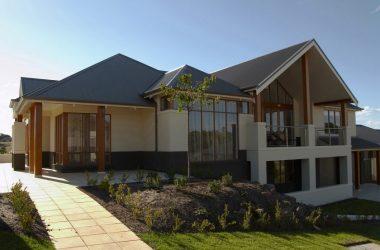 Build split-level homes
