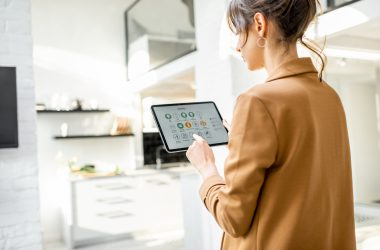 Add technology into your home
